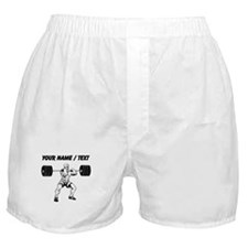 Custom Weightlifter Boxer Shorts