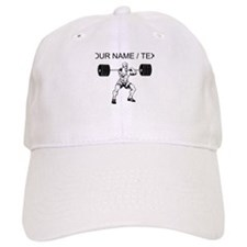 Custom Weightlifter Baseball Cap