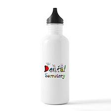 Dental Secretary 2 Water Bottle