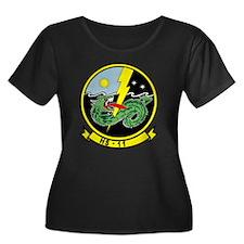 hs11_Dragonslayers.png Plus Size T-Shirt