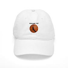 Custom Basketball Dunk Silhouette Cap