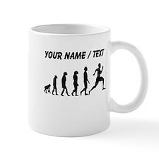 Custom Running Evolution Mugs