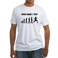 Custom Running Evolution T-Shirt