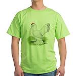 Self Blue Hen Green T-Shirt