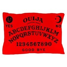 Funny Ouija Board Pillow Case