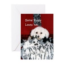 Gabrielle & Kara Greeting Cards (Pk of 10)