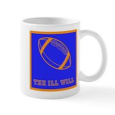ILL Will Football Mugs