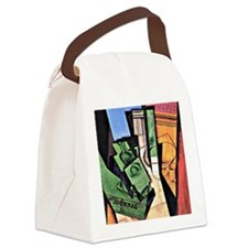 Juan Gris: Breakfast Canvas Lunch Bag
