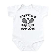 Future Tennis Star Onesie