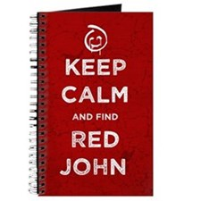 Keep Calm Red John The Mentalist Journal