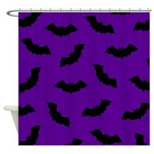 'Bats' Shower Curtain