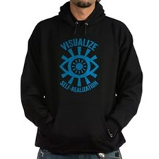 Visualize Self Realization The Mentalist Hoodie