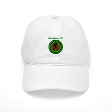 Custom Sasquatch Research Team Baseball Baseball Cap