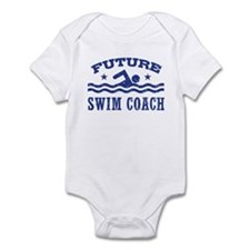 Future Swim Coach Infant Bodysuit