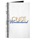 Once Upon a Time in Wonderland Journal
