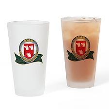 Ryan Clann Drinking Glass