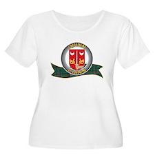 Quinn Clann Plus Size T-Shirt