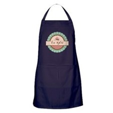 1962 Birth Year Birthday Apron (dark)