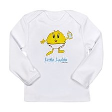 Little Laddu Long Sleeve Infant T-Shirt