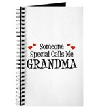 Someone Special Calls Me Grandma Journal
