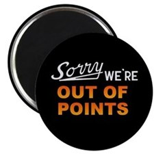 Out Of Points Magnets