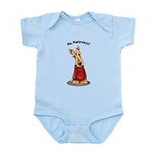 Wheaten Scottie Manipulate Infant Bodysuit