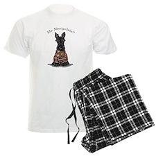 Scottie Manipulate Pajamas