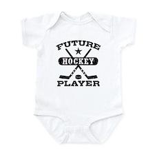 Future Hockey Player Onesie