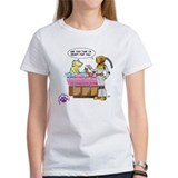 Groomer Humor - Battle Ready Tee