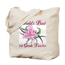 Mrs Richardson Best Teacher Tote Bag
