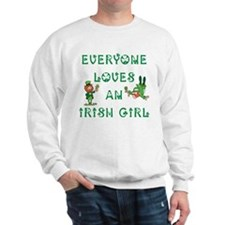 Everyone Loves an Irish Girl Jumper