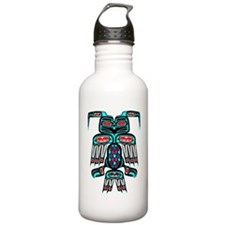 Tribal Thunderbird Water Bottle