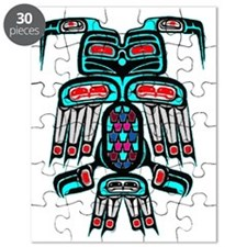 Tribal Thunderbird Puzzle