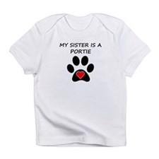 Portie Sister Infant T-Shirt
