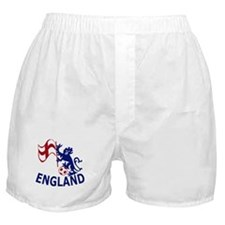 English St George Cross flag Boxer Shorts