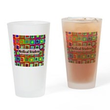 medical student 8 Drinking Glass