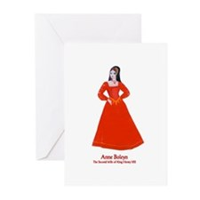 Anne Boleyn Note Cards (Pk of 10)