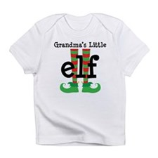 Grandma's Little Elf Infant T-Shirt