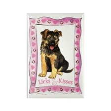 GSD Valentine Rectangle Magnet