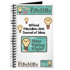 Official PiBoIdMo 2013 Journal of Ideas