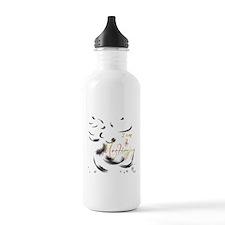 Katniss-I AM the Mockingjay Water Bottle