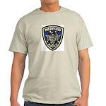 Medford Police Ash Grey T-Shirt
