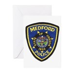 Medford Police Greeting Cards (Pk of 10)