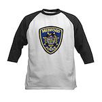 Medford Police Kids Baseball Jersey