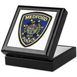 Medford Police Keepsake Box