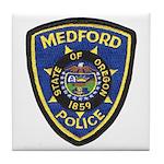 Medford Police Tile Coaster