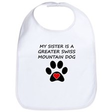 Greater Swiss Mountain Dog Sister Bib