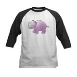 Purple Rhino Tee