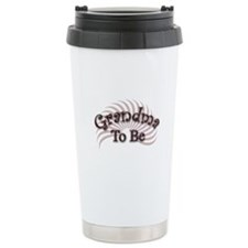 Fan Grandma To Be Ceramic Travel Mug