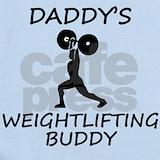 Gym Baby Bodysuits